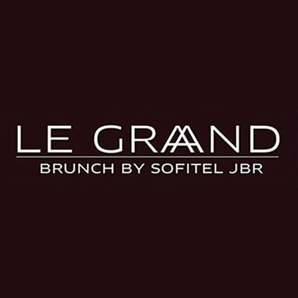 Le Grand Brunch, Sofitel Jumeirah Beach Dubai logo