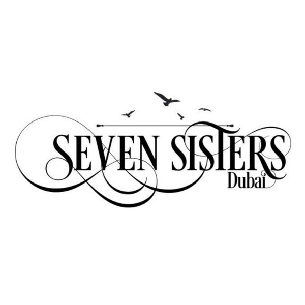 Seven Sisters Brunch, JW Marriott Marquis logo