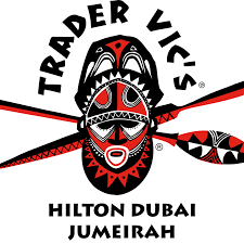Trader Vics, Cheeky Tiki Brunch logo