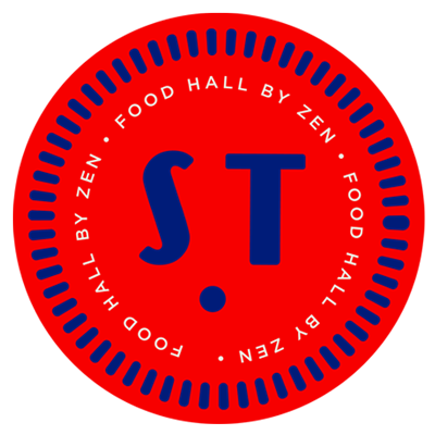 Streetery Food Hall logo